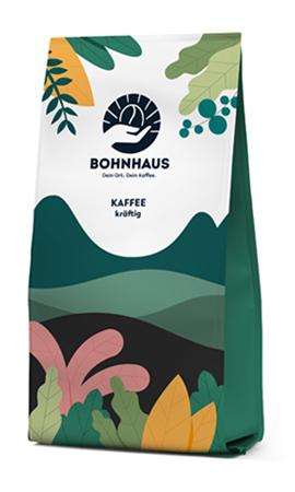 BOHNHAUS Espressobohnen