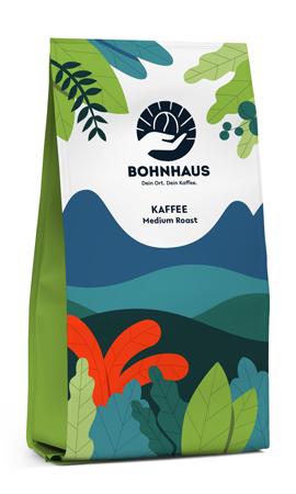 Bohnhaus Kaffeebohnen