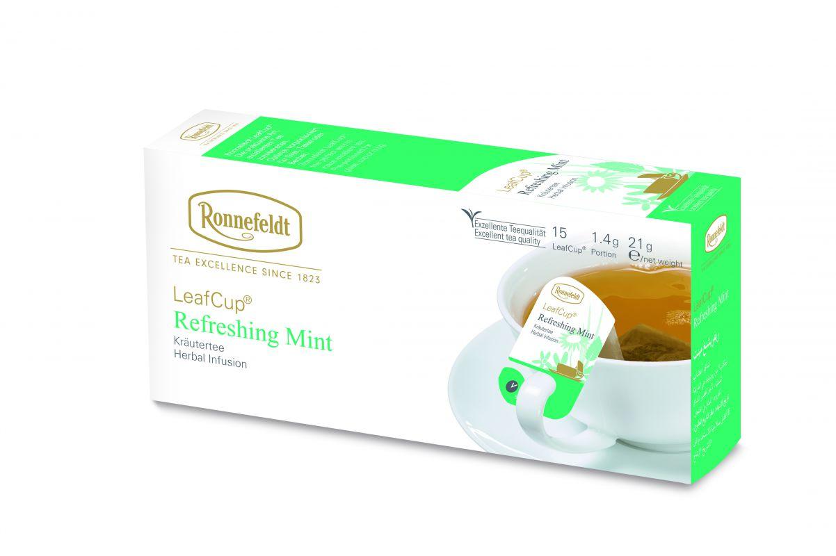 BOHNHAUS - J.T. Ronnefeldt - Teesortiment - Refreshing Mint