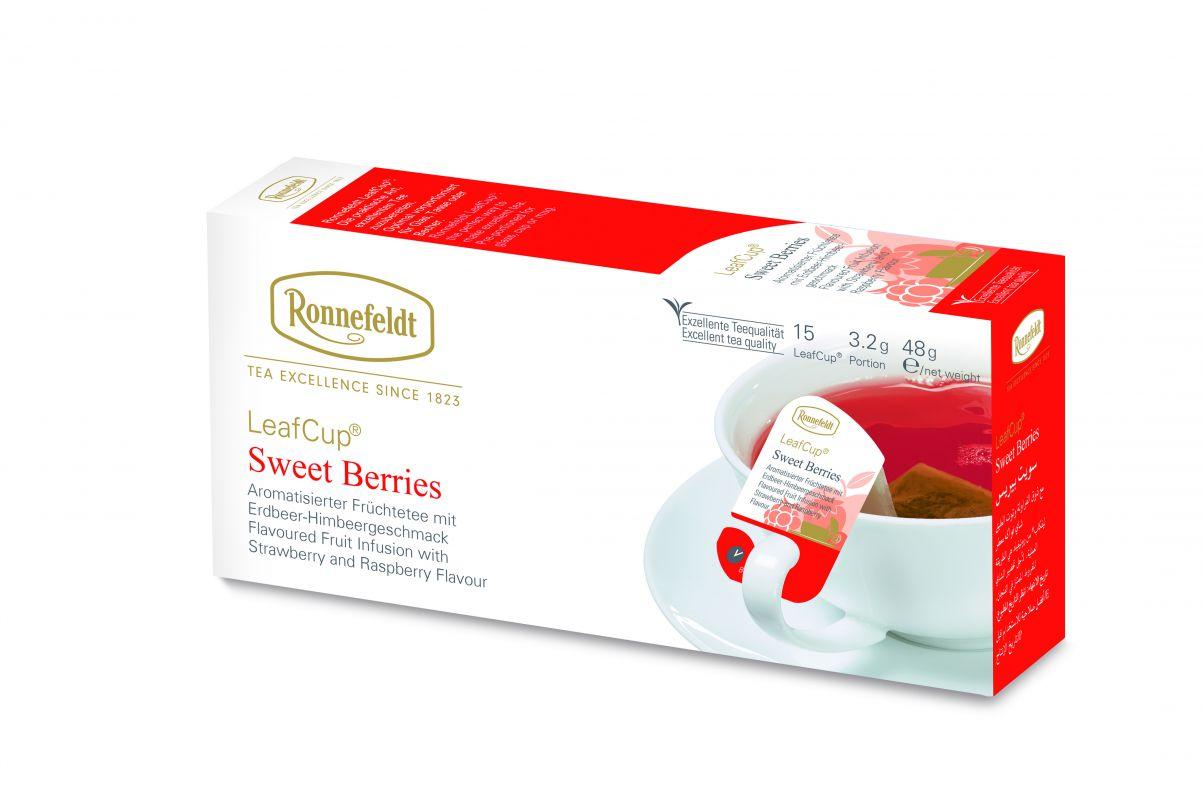 BOHNHAUS - J.T. Ronnefeldt - Teesortiment - Sweet Berries